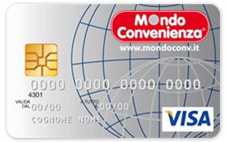 cartaattiva mondo convenienza agos: richiedila online - Mobili Convenienza On Line