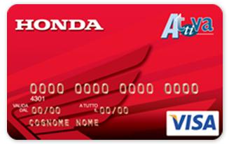 Carte di credito agos richiedi le tue carte revolving online for Honda credit card